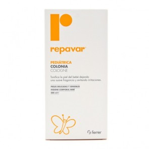 Repavar Pediátrica Colonia 200 ml