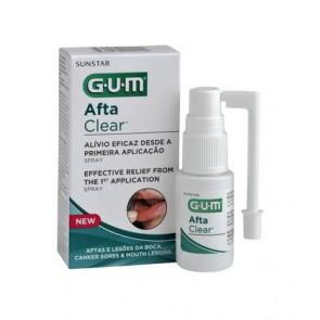 Gum Aftaclear Spray 15 ml