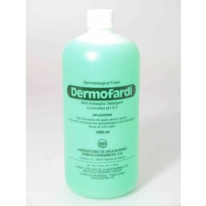 Dermofardi Espuma Dermoprotectora 1 L