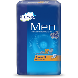 Tena For Men Level 3 - Incontinencia y Pérdidas de Orina Masculina Noche