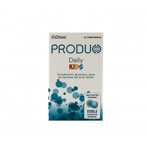 Produo Daily Kids 30 Comprimidos Masticables