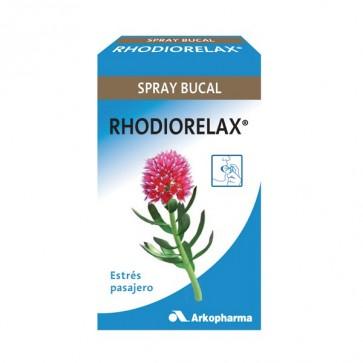 RhodioRelax spray bucal 30 ml - relajante, estrés, bienestar mental