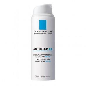 Anthelios KA SPF 100 Hidratante Rostro 50 ml -  Muy Alta Protección, Pieles con Riesgo a la Exposición Solar