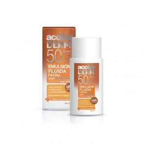 Acofarderm Emulsión Facial SPF 50+ 50 Ml