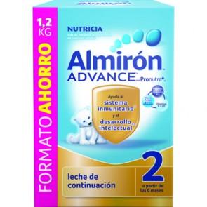 Almiron Advance 2 -  1.200 Gramos - Leche de Continuación a partir de 6 Meses