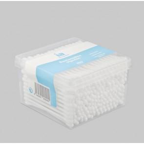 Bastoncillos de Algodón 200 Unidades de Interapothek - Extra Suaves para la Higiene Externa del Oído