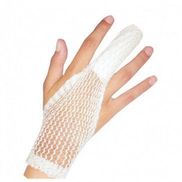Venda Tubular Malla Elástica de Algodón Viadol Fix Pharma (3M - N 1/2) - Mantener Todo Tipo de Apósitos en Dedos