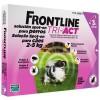 Frontline Perro Tri-Act 2-5 Kg - Antiparasitario Para Perros