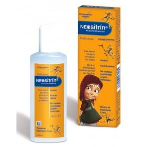 Neositrin Loción Antiparasitaria 100 ml - Repelente Anti Piojos y Liendres