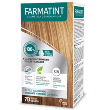 Farmatint Colour Cream 7D Rubio Dorado 155 ml