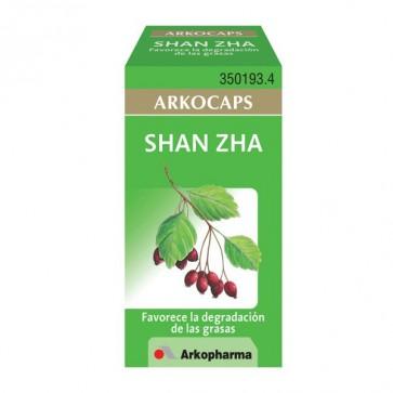 Arkocaps Shan Zha 48 cáps. - control de peso, relajante para dejar de fumar