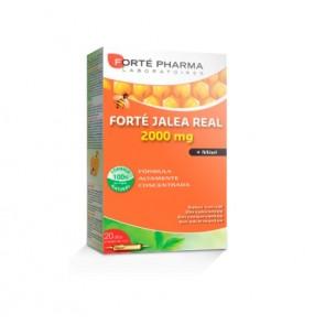 Forté Pharma Jalea Real 2000 Mg 20 Ampollas