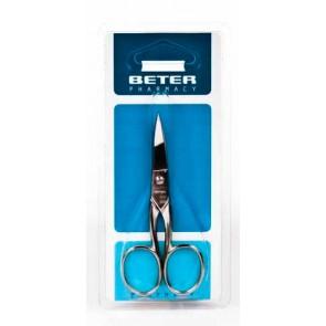 Tijera Uñas Pedicura Beter 10.5 cm Profesional - Corte Limpio y Preciso