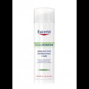 Eucerin Dermopurifyer Cuidado Hidratante Coadyuvante FPS 30 50 ml