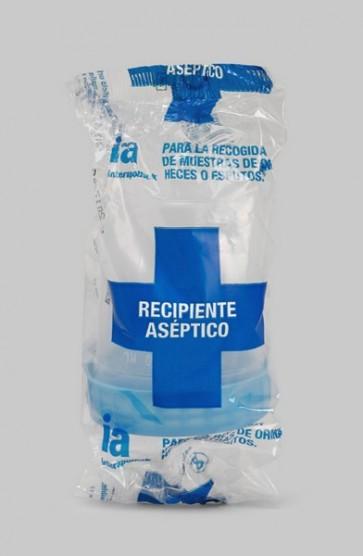 Envase Estéril de 120 ml para la Recogida de Muestras de Interapothek