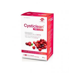 Cysticlean 240 Mg PAC 30 Comprimidos