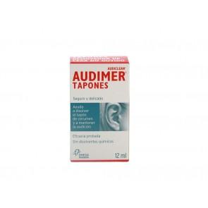 Audimer Solución Tapones Oídos 12 Ml