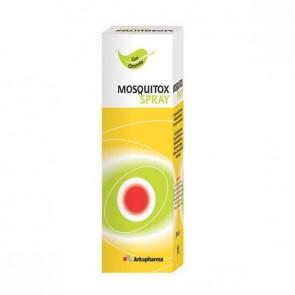 Mosquitox Repelente de insectos - Spray de Aceites Esenciales