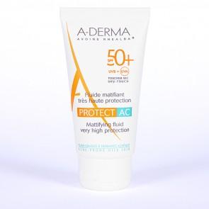 A-Derma Protect AC Fluido Matificante SPF50+ 40 ml