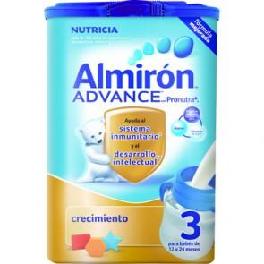 Almiron Advance 3 - 800 Gramos - A partir de los 12meses hasta los 24 meses