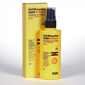 Antimosquitos Xtrem Isdin Spray 50 ml - Repelente de Insectos, Zonas Tropicales, Condiciones Extremas