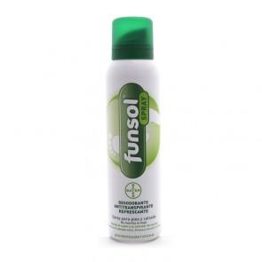 Funsol Spray Para Pies Y Calzado Desodorante para pies 150 ml - Combate Mal Olor de los Pies