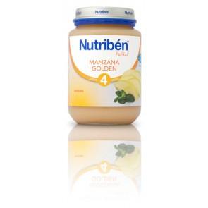 Nutribén Junior Manzana Golden 200 gr
