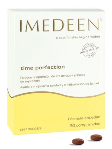 Imedeen Time Perfection 60 Tabs - Antiedad, Antienvejecimiento