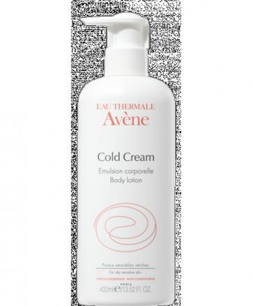 Avene Cold Cream Emulsión Corporal 400 ml - Pieles Sensibles Secas o Muy Secas