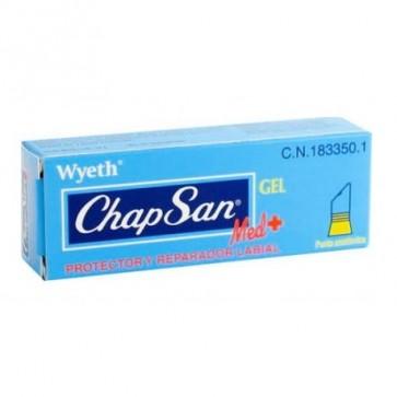 Chapsan Med Gel 10 Gr - Regenerador y Cicatrizante Labial
