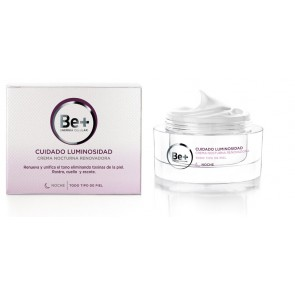 Be+ Crema Nocturna Renovadora 50 ml