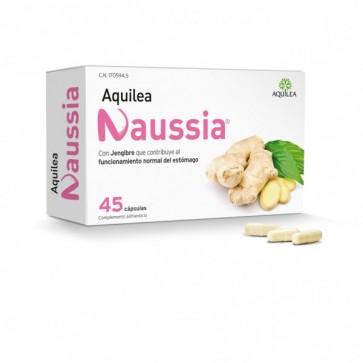 Aquilea Naussia 45 cáps - Náuseas embarazo, mareos viajes