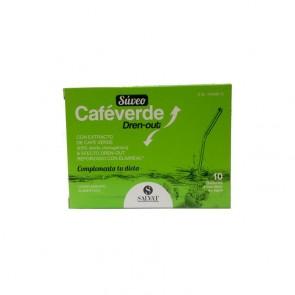 Suveo Café Verde Drenout Salvat 10 Sobres