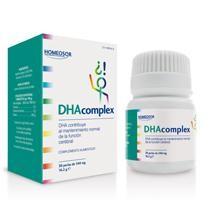 Homeosor DHA Complex 540 mg 30 Perlas
