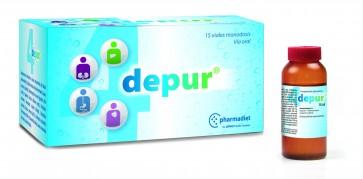 4 depur, depurativa y detox