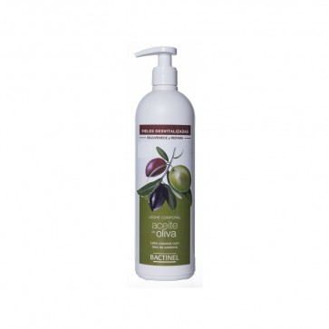 Comprar Bactinel Leche Corporal Aceite Oliva 400 Ml