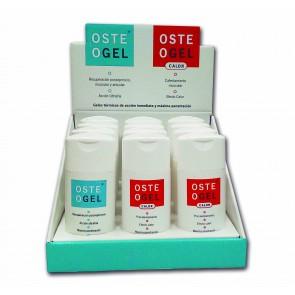 Osteogel Calor - crema para calentar los musculos (400 ml)