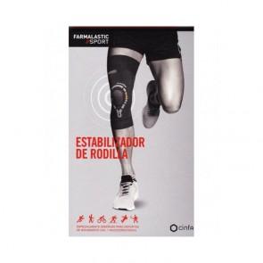 Farmalastic Sport Estabilizador Rodilla Talla L