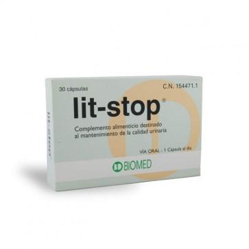 Lit Stop 30 Cápsulas - Mejorar la Calidad de tu Orina