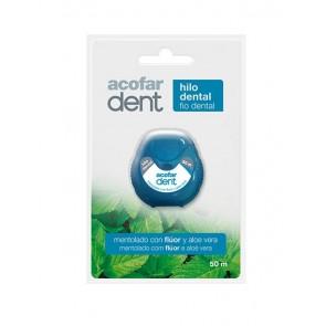 Acofardent Hilo Dental Mentolado 50 m – Higiene Bucal Completa