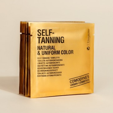 Comprar Comodynes Self-Tanning Color Uniforme Natural 8 Toallitas