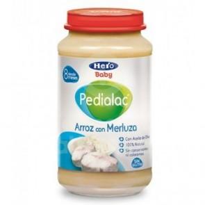 Hero Baby Pedialac Arroz Merluza 250 Gr -  Potito de Arroz y Merluza
