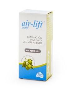 Air Lift Buen Aliento Spray Bucal 6,25ml - Contrarresta las Partículas que Provocan la Halitosis