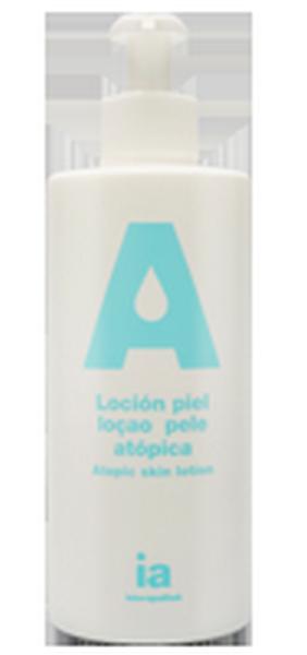 Loción Piel Atópica 400 ml Interapothek con Dosificador - Hidrata y Refuerza sin Perfumes ni Siliconas