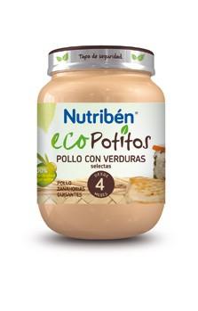 Comprar Nutriben Eco Pollo Con Verduras 130 Gr