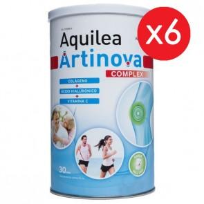 6 Botes Aquilea Artinova Complex - Colágeno, Ácido Hialurónico y Vitamina C