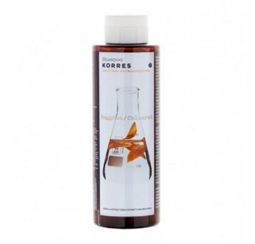 Korres Champú Girasol y Té de Montaña 250 ml - Cabello Teñido