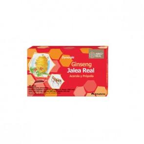 Arko Real Jalea Real + Ginseng 20 unidosis