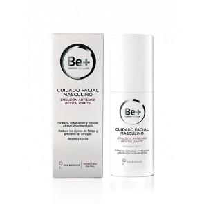Be+ Cuidado Facial Masculino Emulsión Antiedad Revitalizante 50ml