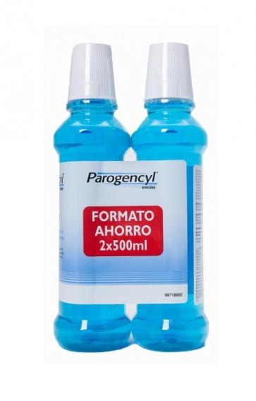 Parogencyl Control Colutorio 2 x 500 ml - Encías, Salud Bucal